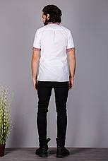 Мужская вышитая рубашка на короткий рукав , фото 3