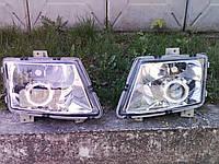 Линзы в фарыMercedesVitoW638 мерседес Вито 638 кузов