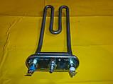 Тэн на стиральную машинку Ardo , Beko 1950 Вт. / 200 мм. с местом под датчик производство Италия Thermowatt, фото 2
