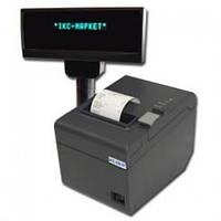 Фискальный принтер EKKP ІКС-810 (Black)+индикатор
