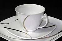 Cmielow Блюдце для чайных чашек Akcent 14,5 см 9912