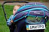 Номера на детские коляски (метал, с светоотражающим эффектом-15*4,3 см) оптом