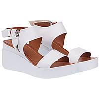 775060db2 Босоножки женские Aquamarine (белого цвета, оригинальные, стильные, модные,  практичные, на