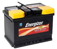 Аккумулятор Energizer Plus 60Ah-12v (242x175x190) левый +