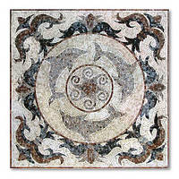 Мозаичное панно ДЕЛЬФИНЫ
