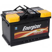 Аккумулятор Energizer Plus 70Ah-12v (278x175x175) правый +