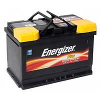 Аккумулятор Energizer Plus 70Ah-12v (278x175x190) левый +