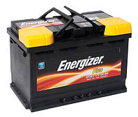 Аккумулятор Energizer Plus 74Ah-12v (278x175x190) правый +