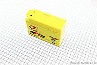 """Аккумулятор """"таблетка-Yamaha/suzuki"""" GT4B-5 113/40/87мм, 2,3Ah (2016год)"""