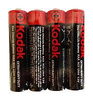 Батарейки Kodak солевые Extra Heavy Duty AAA R03 UM4 1,5V - 1 штука