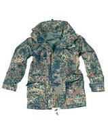 Милтек Бундес. куртка-мембрана флектарн все разм.
