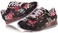 Яркие Спортивная женская обувь, кроссовки на каждый день