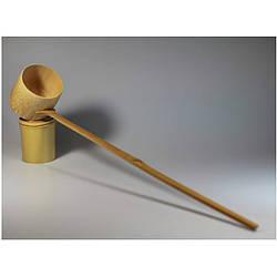 Бамбуковый черпак для чайной церемонии