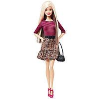 Кукла Barbie Fashionistas Doll Animal Print Fashion - Original