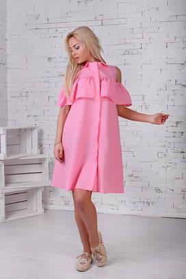 Женское летнее платье №48-225