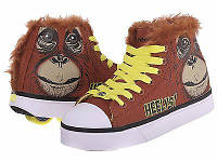 Кроссовки роликовые Heelys Zoo Crew Skate 33 размера