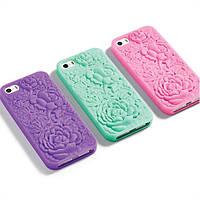 """Чехол 3D для мобильного телефона """"Розовая лента"""""""