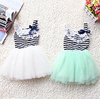 Літнє платтячко для дівчаток-немовлят