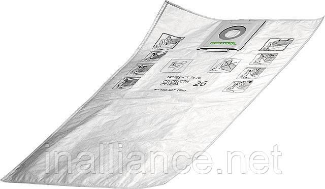 Мешок-пылесборник Selfclean SC FIS-CT 36/5 Festool 496186
