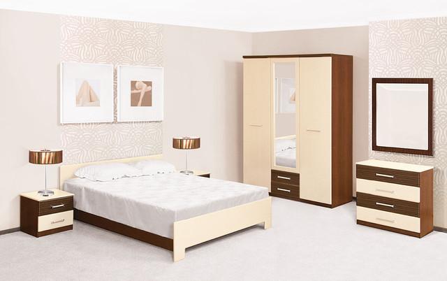 Спальня Ніка Світ Меблів