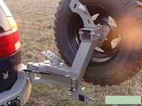 Крепление для запасного колеса для Pajero SPORT