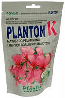 PLANTON. Удобрение для пеларгонии и цветущих растений 200 г