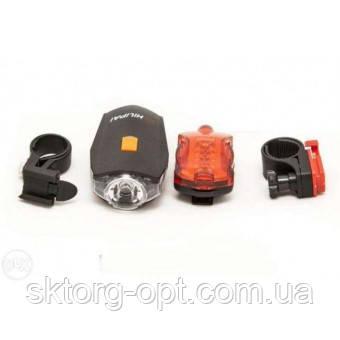 Велосипедный фонарик набор KK-606