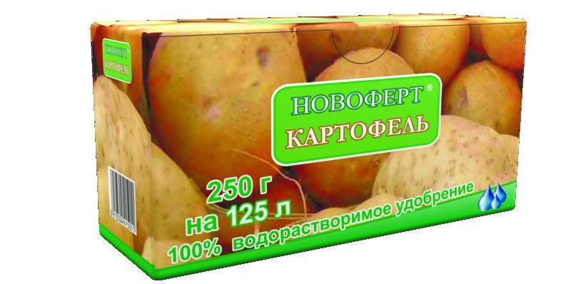 Безхлорное удобрение в хелатной форме Картофель 250 г