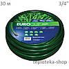 "Шланг 3/4"" TecnoTubi Euro GUIP Green 30 м."