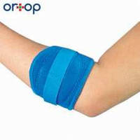 Бандаж неопреновый с гелевой вставкой для лечения эпикондилита Ortop NS-206 Тайвань