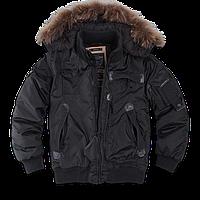 Thor Steinar куртка Aviator 2 черная