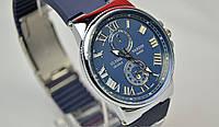 Часы Ulysse Blue Silver на батарейке