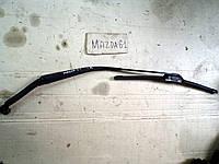 Стеклоочиститель (дворник) передний правый от Mazda 6, АКПП, 2.0i, 2004 г.в. GJ6E67321C, NC1167330