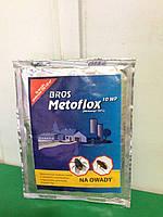 Bros Брос Метофлокс Metoflox 25г Средство от тараканов, муравьев, клопов, мух и комаров