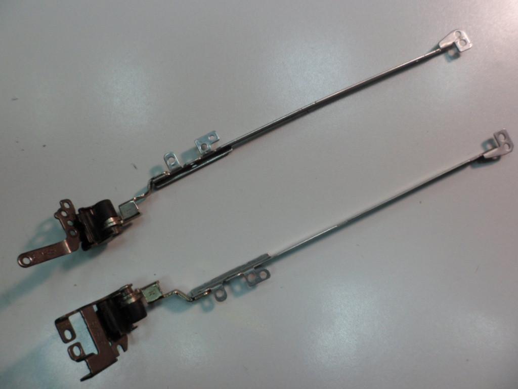 Петли для ноутбука ACER ASPIRE ONE 722 (толщина направляющей 5.2мм) (33.SFT02.003) (левая+правая)