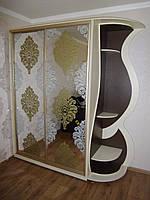 Шкаф-Купе «Золотой орнамент»