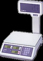 Весы торговые CAS ER JR CBU-30(RS-232)