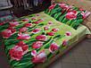 Постельное белье бязь премиум  Тюльпаны , фото 3