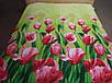 Постельное белье бязь премиум  Тюльпаны , фото 4