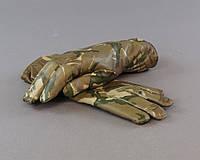 Брит. перчатки Combat Gloves кожанные утепленные MTP