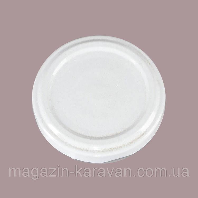 Крышка ТО 82 мм белая