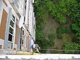 Установка козырьков отливов нащельников, фото 3