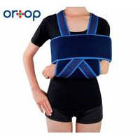 Бандаж фиксирующий на плечевой сустав (повязка Дезо) Ortop OH-313 Тайвань