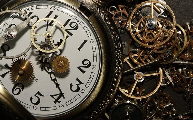 механизмы часов
