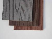 Фасадная, облицовочная панель из ДПК (древесно-полимерный композит)