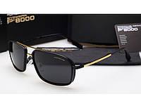 Солнцезащитные очки в стиле Porsche Design (85081) gold