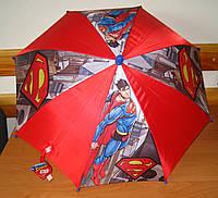 Зонтик детский Superman  для мальчиков