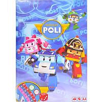 Danko Игра Настольная игра (маленькая) Робокар Поли Robocar Poli (3+) (2-3 игрока)