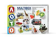 Danko Лото в картинках Multibox Музыкальные инструменты Транспорт Животные Спорт Овощи Фру