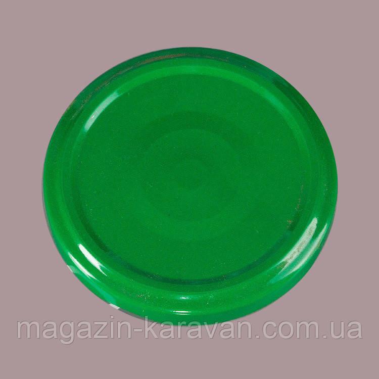 Крышка ТО 66 мм Зеленая